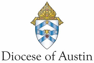 Diocese of Austin Coat of Arms
