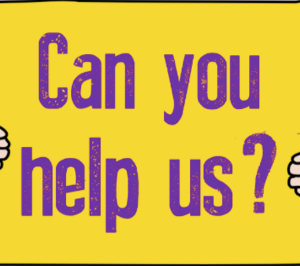 Can you help us?