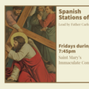 Spanish Stations of the Cross