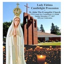 Our Lady of Fátima Mass and Candlelight Procession
