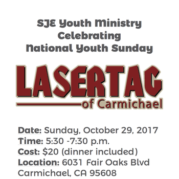 2017 National Youth Sunday Social