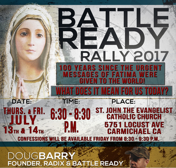 BATTLE READY Rally