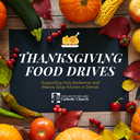 Thanksgiving Food Drives