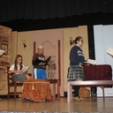 """OLL Theater presents """"Sherlock Holmes and the Spinsters of Blackmead"""" this Weekend"""