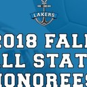 Lakers named to 2018 All-State Teams