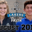 Lakers have FAITH – August Honorees