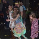 Lakers boogied all night at Daddy Daughter Dance