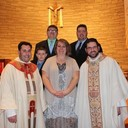 Three Laker students join Catholic Church at Easter