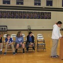Eighth grader victorious in spelling bee