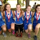 Cross Country brings home second place at 50th Annual Holly Festival of Races
