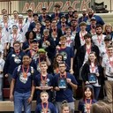 Laker Robotics win 4 upset matches to become District Milford Event Finalists