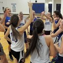 Our Lady of the Lakes Girls Basketball Players Bond in the Light of Greatness