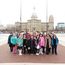 Our 4th Graders in Lansing