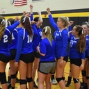 Volleyball defeats Everest to advance to District Final