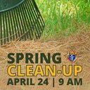 Spring Grounds Clean Up