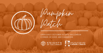Knights of Columbus Pumpkin Patch