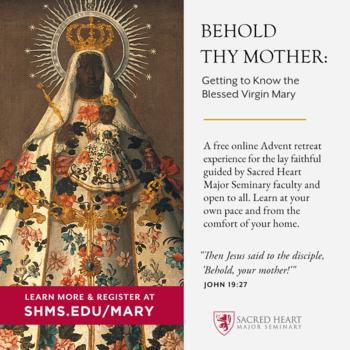 Behold Thy Mother | Free Virtual Course