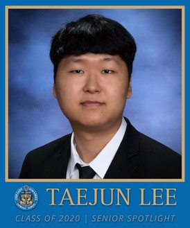 Senior Spotlight: Taejun Lee
