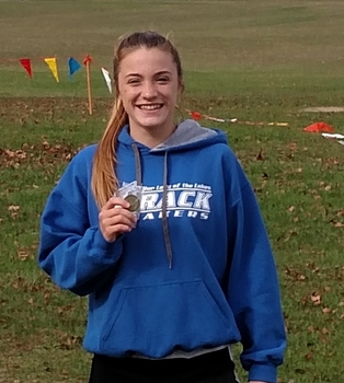 Hankey repeats as Catholic League Cross Country D3/D4 Champion