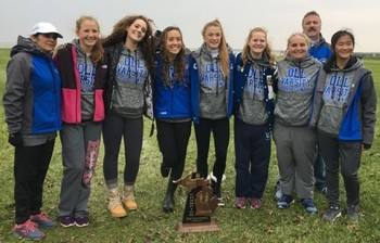 Laker Girls XC Team makes history winning Regionals, Hankey crowned champion