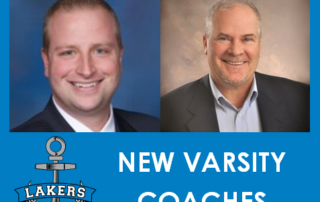 Our Lady of the Lakes Announces New Varsity Head Coaches