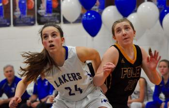 Our Lady of the Lakes clamps down defensively to defeat Bishop Foley