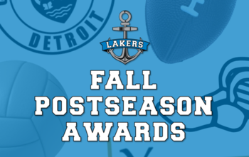 Twenty-nine Lakers receive postseason awards