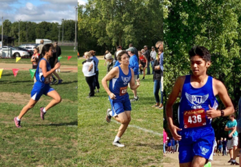 Great showing for Lakers Cross Country