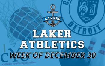 Laker Athletics | Week of December 30