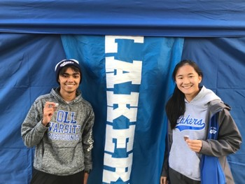 Two Lakers qualify for XC State Finals