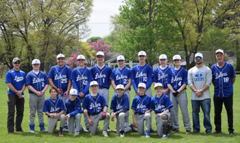 Lakes 7/8 Baseball falls short in playoff push