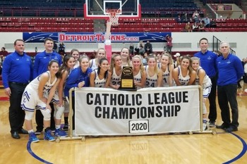 Waterford Our Lady reclaims CHSL title with win over St. Catherine Academy