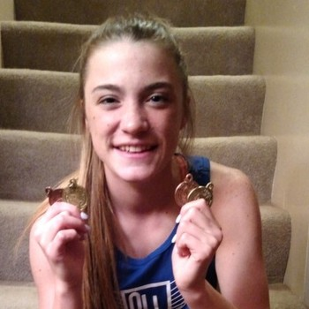 Hankey Opens Track & Field Season With Two First And Two Third Place Finishes
