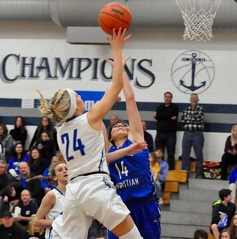 Our Lady of the Lakes breezes by Southfield Christian to reach Class D regional final
