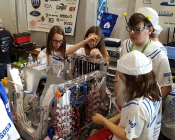 Laker Robotics qualifies for 3rd straight World Championship