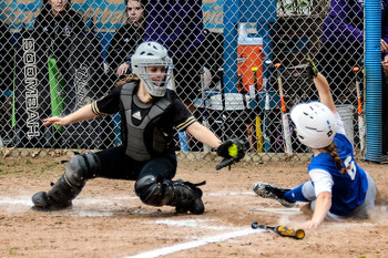 Our Lady of the Lakes splits softball doubleheader with St. Catherine