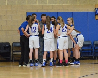 CYO 7/8 Girls Basketball in Regionals this Saturday