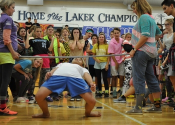Homecoming Week kicks off at Our Lady of the Lakes
