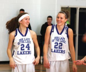 'Dynamic duo' Lauren ('11) and Lexi ('13) Robak distinguish themselves on prep, college levels