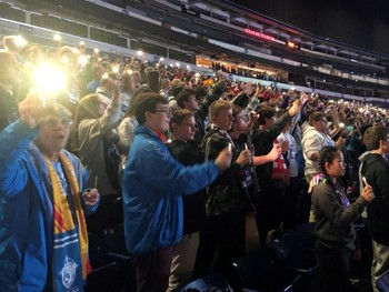 Blessed, Broken, Given: Lakes students attend National Catholic Youth Conference
