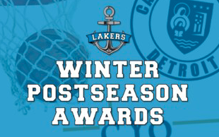 Lakers across the board receive Winter Postseason Awards