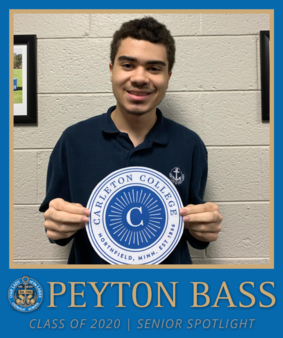 Senior Spotlight: Peyton Bass