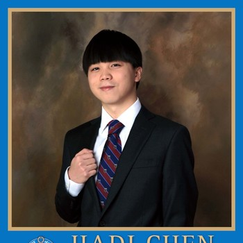 Senior Spotlight: Jiadi (Edward) Chen