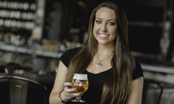 Shannon Long ('10) – Alumna's passion for beer results in exporting business