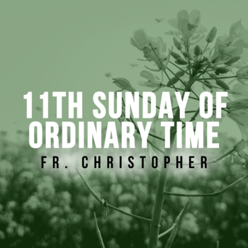 11th Sunday in Ordinary Time | Mass | Fr. Christopher