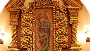 Cathedral Chapel Art