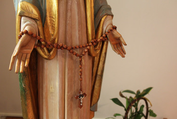 October is the Month of the Rosary