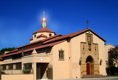 Good morning and welcome to Cathedral Chapel Parish.