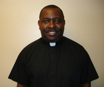 Fr. Sylvester Modebei's Time at SESCC Comes to an End