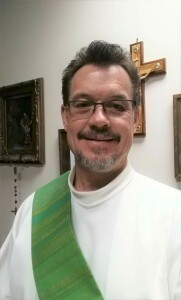 Deacon Jeff Arner Joins Us as Faith Formation Director